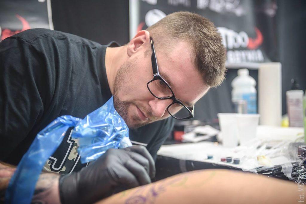 daniel profilowe jtt ekipa jatutattoo tatuaze gdynia